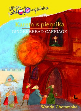 Kareta z piernika - Gingerbread Carriage